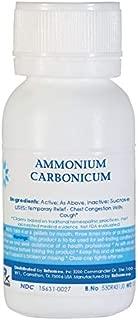 Ammonium CARBONICUM 30C - 750 Pellets (1Oz)