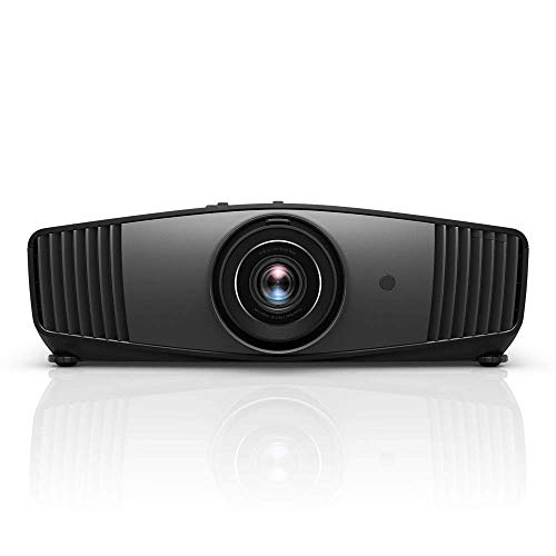 BenQ HT5550 True 4K UHD Home Theater Projector with HDR-PRO | 100% DCI-P3 & 100% Rec. 709 for Best Colors | Frame Interpolation for Fluid Picture, Black