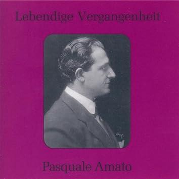 Lebendige Vergangenheit - Pasquale Amato