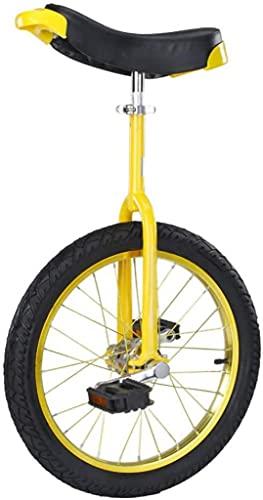 MLL Bicicleta de Equilibrio, Monociclo Ajustable, Equilibrio de Circo, una Sola Rueda, Acrobacias, Bicicletas, Ejercicio, diversión, Ciclismo, para Principiantes, niños, Adultos, Regalo