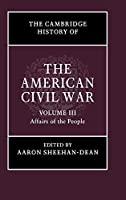 The Cambridge History of the American Civil War: Volume 3, Affairs of the People