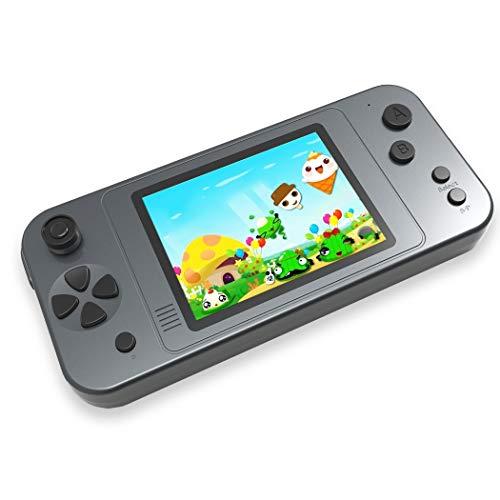 ZHISHAN Tragbare Handheld Spielekonsole für Kinder Erwachsener mit Eingebauten 218 Klassisches Retro Videospiele 3.5