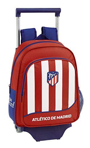 Mochilas Escolares Juveniles Grandes Vans Marca Club Atlético de Madrid