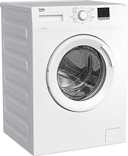 Lavadora carga frontal Beko WTE6511BWR, blanco, 6kg, A+++