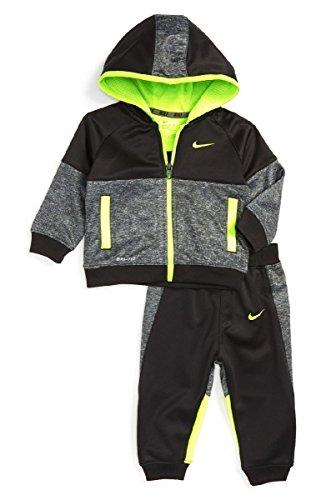 Nike Therma-Fit Hoodie & Jogginghose (Baby Boys) 24 Monate