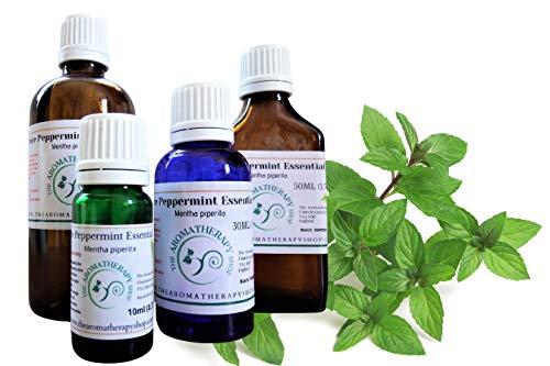 Peppermint Pure Essential Oil 100ml (3.38 fl.ozs)