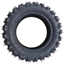 M4M Off Road tire Compatible with Segway miniPRO, Segway miniLITE and Ninebot S. Maximum Speed is Increased up to 12.5 mph. High Durability Tires. Tubeless Tires. Tire Size is 90/65-6.5.