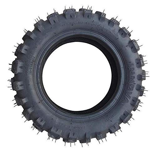 M4M Off Road tire for Segway miniPRO, Segway miniLITE and Ninebot S. Maximum Speed is Increased up to 12.5 mph. High Durability Tires. Tubeless Tires. Tire Size is 90/65-6.5.