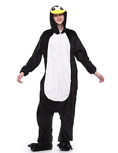 - Pinguin Hoodie Erwachsene Kostüme