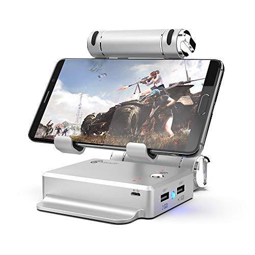 LIJIANZI Worth having - Convertidor de mouse y teclado, soporte portátil, controlador de juegos FPS móvil para tableta de teléfono inteligente Android, 100% ORDENADOR PERSONAL Experiencia de juego