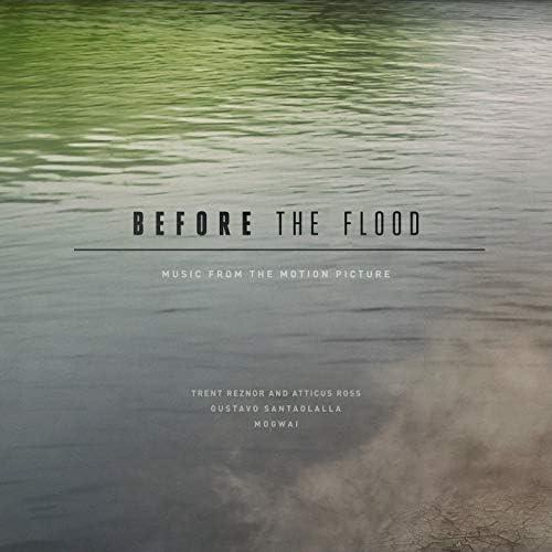 Trent Reznor and Atticus Ross, Gustavo Santaolalla & Mogwai