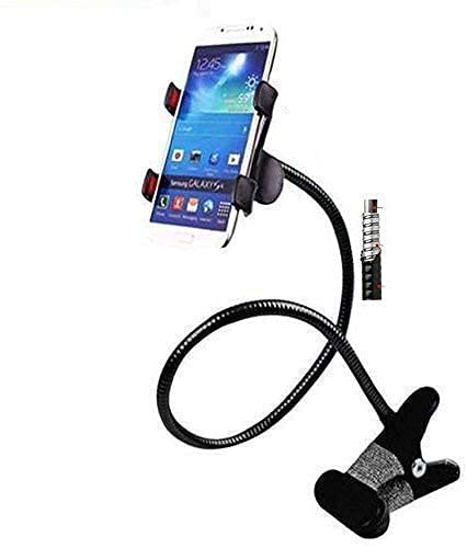 XORDUX Cell Phone Mobile Stand Holder for Online Classes for Kids Student Teachers Mobile Holder for Bed and Table Adjustable for Teaching