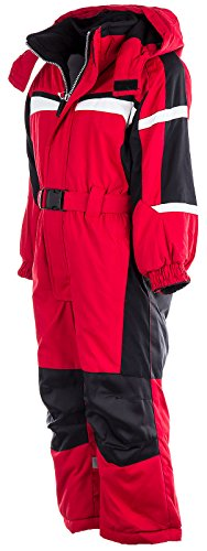 PEEM Kinder Skianzug LC1233 Rot 80