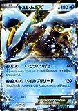 Pokemon Card BW Hail Blizzard Kyurem EX 022/052 R BW3 1st Japanese