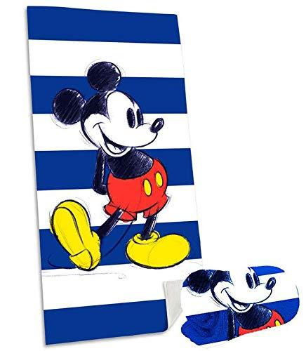 Rak Mark Pack de toalla de playa piscina con bolso a juego Mickey vintage producto oficial 🔥