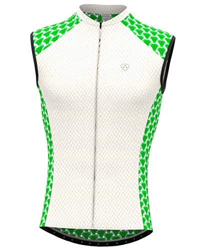 Deportes Hera Ropa Ciclismo Maillot sin Manga Spinning Carretera Camiseta Verano de Ciclistas