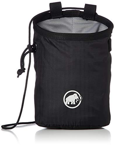 Mammut Basic Chalk Bag Magnesiumbeutel, Black, one Size