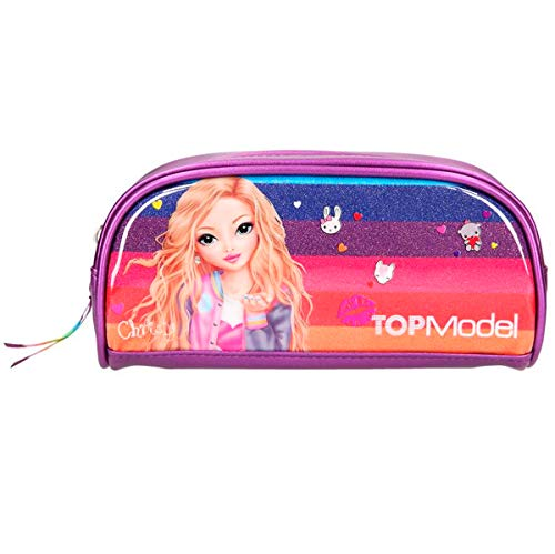 Top Model Estuche Tubular TOPModelFriends Purpurina