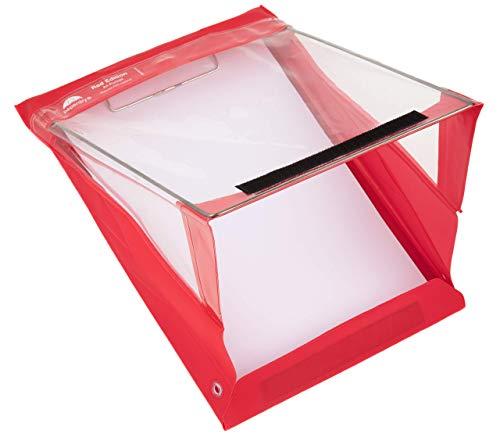 Paperdry レッドレターポートレート 防水クリップボード - プレミアムPVC素材 [18ヶ月保証] (文字ポートレート)