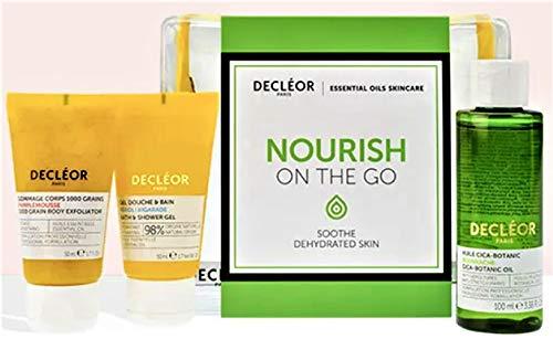 Decléor Nourish on the Go Kit pour apaiser la peau déshydratée