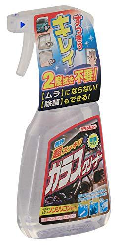 イチネンケミカルズ『クリンビュー 超スッキリガラスクリーナー』