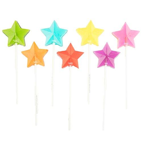 Mix Stars Lollipops