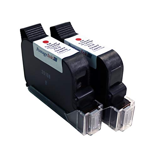 Postageink.com brand meter ink cartridge for use with FP PostBase 20, 30, 45, 65 and 85 model postage meters; non-OEM replacement for FP PostBase product # 58.0052.3038.00