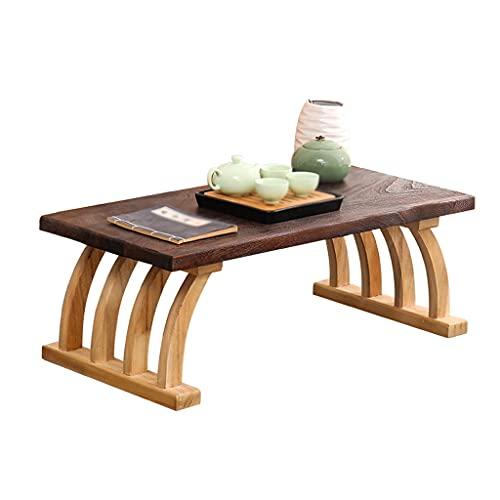 zlw-shop Kaffebord soffbord säng antik studiebord tebord, används i sovrummet vardagsrum balkong blomkruka hylla bay fönster litet skrivbord litet bord
