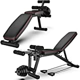 Best Fitness Olympic Folding Benches - REWD Durable Sturdy Olympic Weight Benches for Home Review