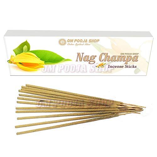 Om Pooja Shop Nag Champa Incense Sticks - 250 Grams