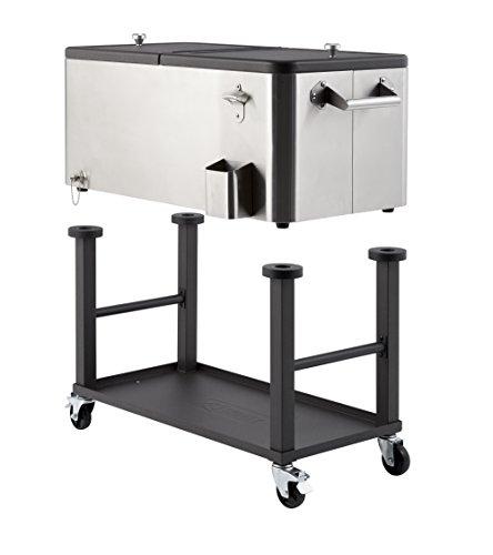 100 quart stainless steel - 2
