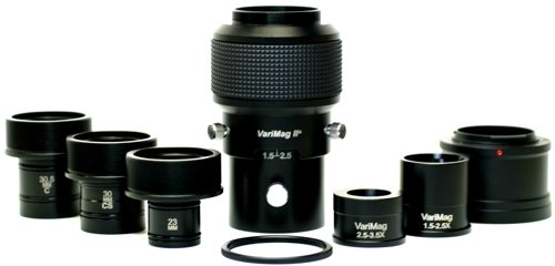 VariMag II Microscope Adapter for All Nikon DSLR Cameras