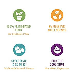 FiberAdvance Gummies: Plant Based Fiber for Digestive Health, 90ct (30 Day Supply)