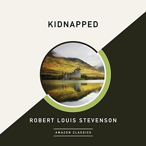 Kidnapped (AmazonClassics Edition) audiobook cover art