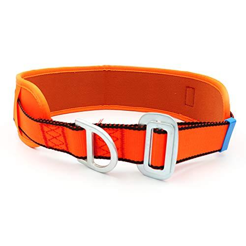 NiceDD Sicherheitsgurt Sicherheitsgurt Klettergurt, mit Hüftpolster und D-Ringen, persönliche Schutzausrüstung Absturzsicherungsgurte