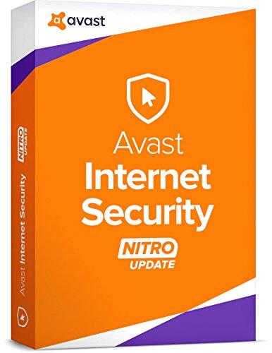 Avast internet Security 2019 | 1 PC | 3 ans