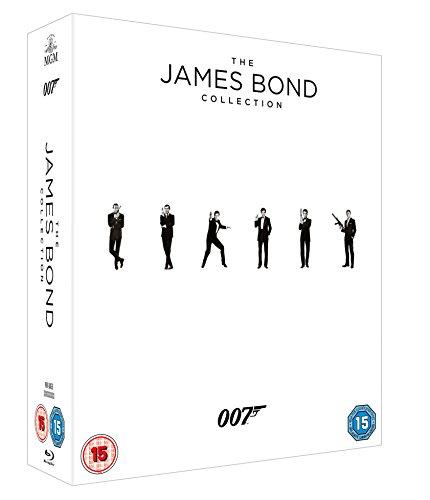 James Bond - Bond 50 [Edizione: Regno Unito] [Reino Unido] [Blu-ray]