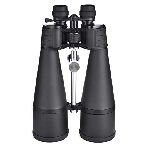 Dadiao Super Zoom 30-260X160 Telescopio Profesional Potente HD Vision High Times Binocular de Largo Alcance para la Caza Observación de Estrellas