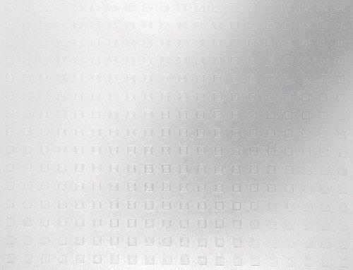 d-c-fix reliëf hoefnagel plakfolie, vinyl, transparant, 200 x 45 cm, 9-delig