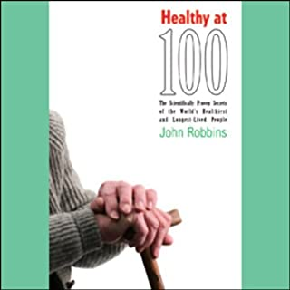 Healthy at 100 audiobook cover art
