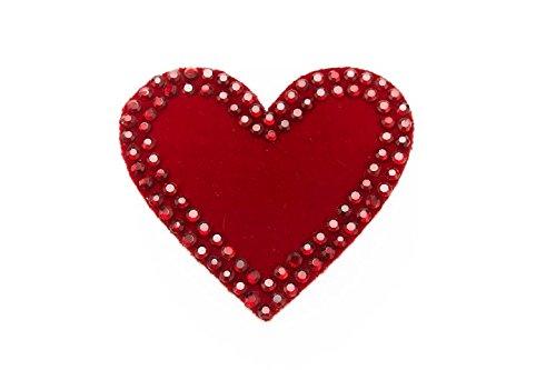 Rot Merkin Herz