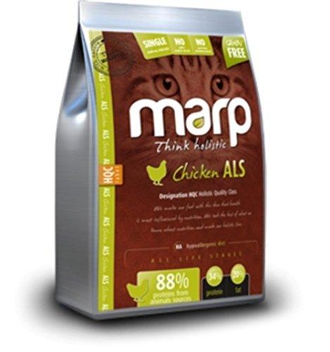 Marp Holistic- Chicken Cat Getreidefrei 4 Kg+ 1x Futtertonne Gratis …