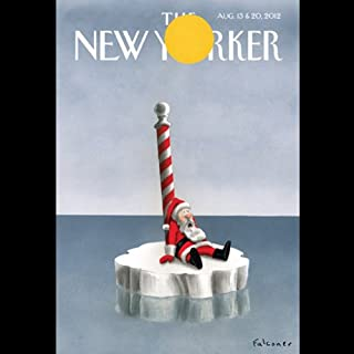 The New Yorker, August 13th & 20th 2012: Part 2 (Atul Gawande, Justin Taylor, Bob Odenkirk) audiobook cover art