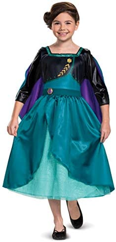 Anna valerious costume