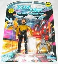1 X Star Trek Lieutenant Thomas Riker the Next Generation Action Figure