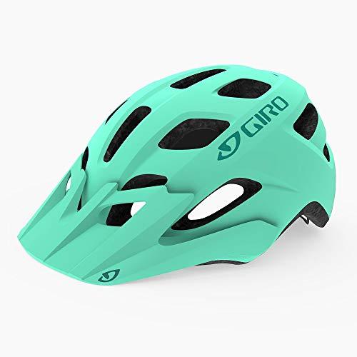 Giro Verce MIPS Womens Mountain Cycling Helmet - Universal Women's (50-57 cm), Matte Cool Breeze (2020)