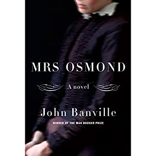 Mrs. Osmond cover art