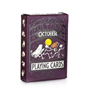Fulton's October Playing Cards Limited 2020 Edition Purple Deck by Art of Play