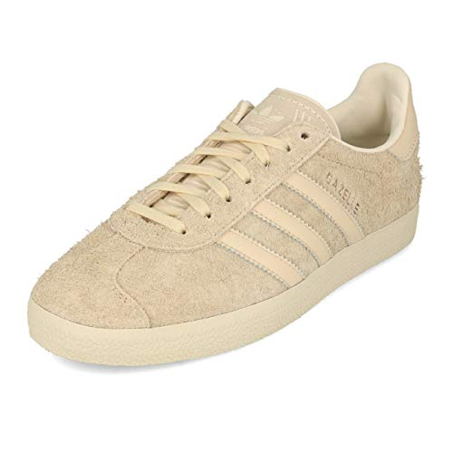 Adidas Schuhe Gazelle Ecru Tint-Ecru Tint-Chalk White (EE5550) 43 1/3 Beige