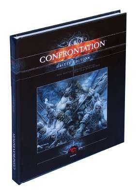 Rackham RK00001R - Confrontation Table Top, Confrontation 3 - Grundregelwerk (deutsch)